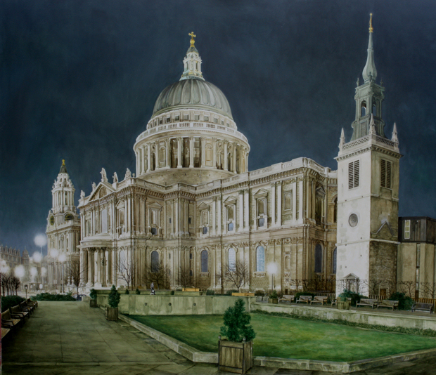 St. Pauls by Brian Slack